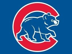 Chicago Cubs like logo