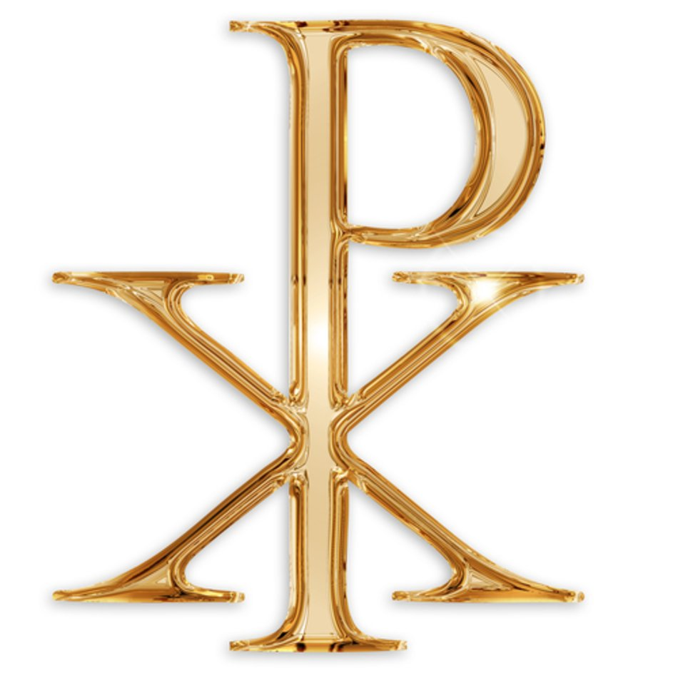 Lutheran Religious Symbols Free Image