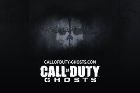 Call Of Duty Ghosts Logo Clipart
