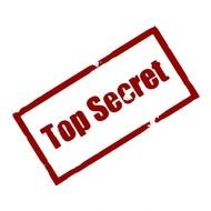 Top Secret Stamp N9