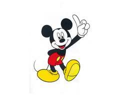 Mickey Mouse Cartoon Love