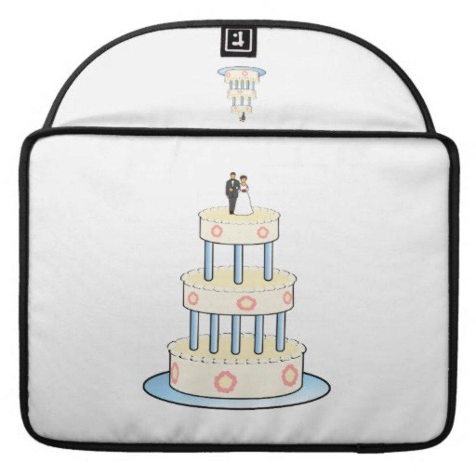 Hochzeitstorte Clipart Sleeves F Uumlr Macbook Pro Free Image