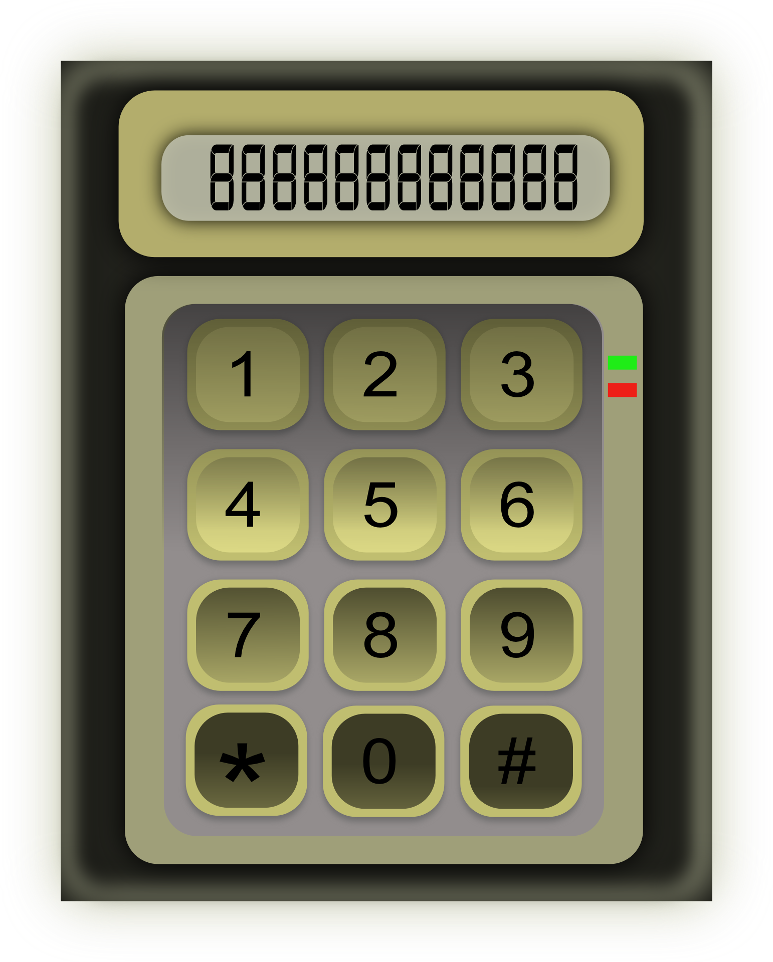 Calculator Clipart Numeracy - Png Download (#3070969) - PinClipart