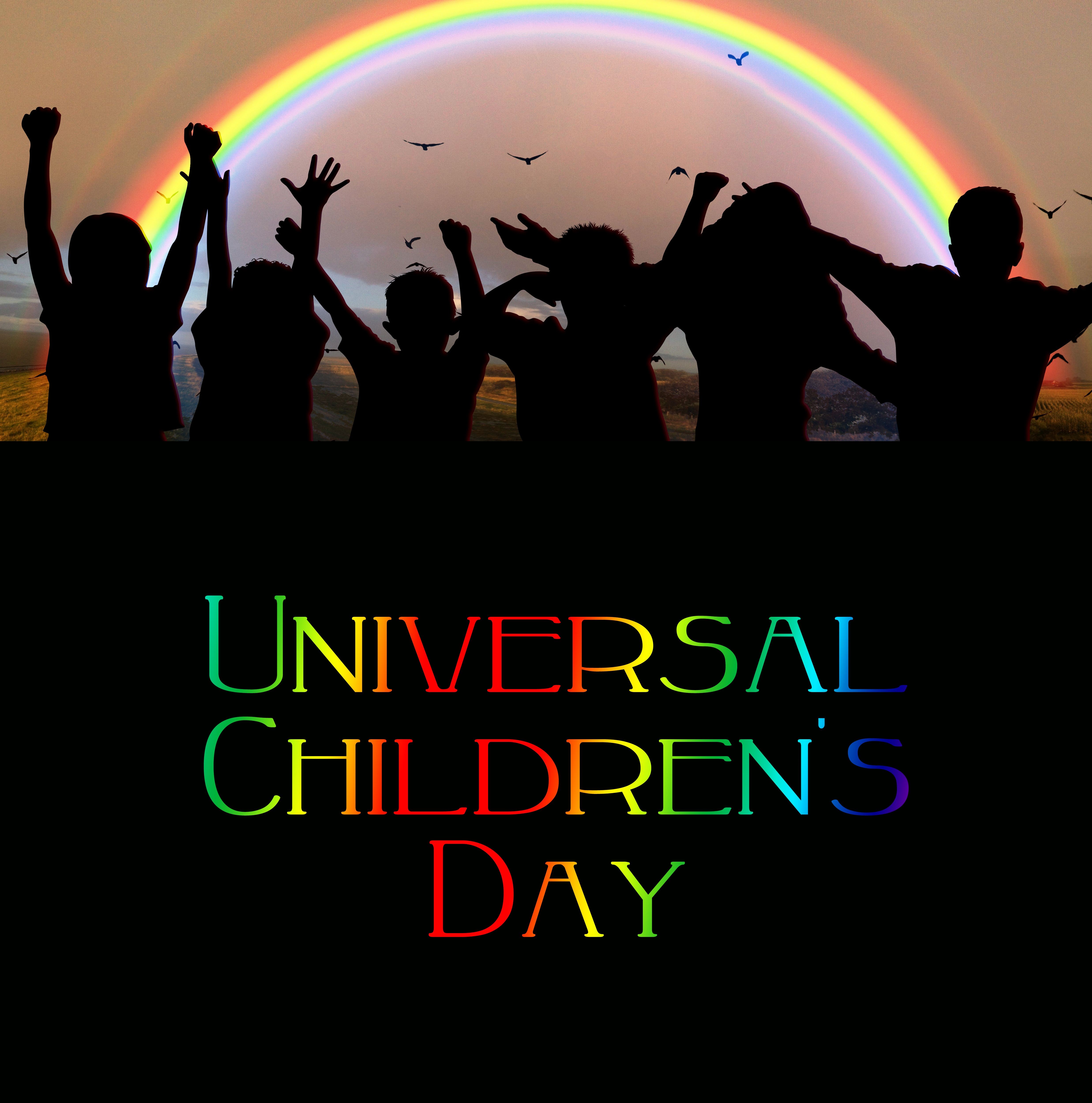 ecua universal childrens day - HD4949×5000
