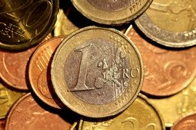 money coin euro cash currency