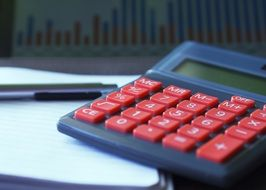 calculator calculation insurance and finance