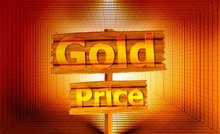 gold price drawing