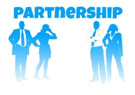 partnership connectedness personal business effort