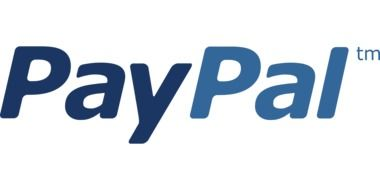 paypal logo brand payment blue white drawing