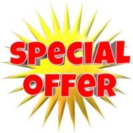 special offer promotion