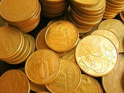 coins on income