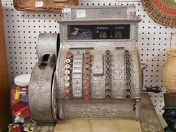 still cash register