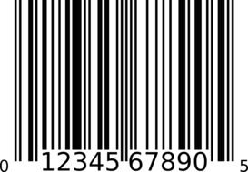 bar code information drawing