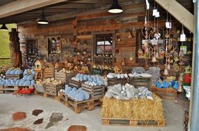 store of the wood goods