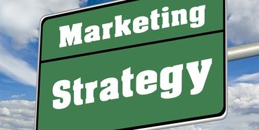 sign marketing strategy drawing