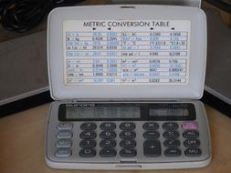 calculator for accounting