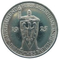 reichsmark coin of 1925