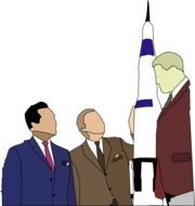 government members and nasa launch vehicle