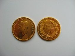 two republican coins