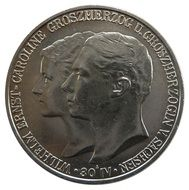 mark saxony william coin