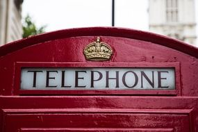 logo of the phone booth