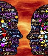 Clipart of love connection