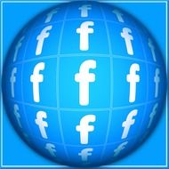 facebook like a ball
