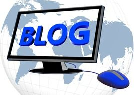 exchange of information via blogging