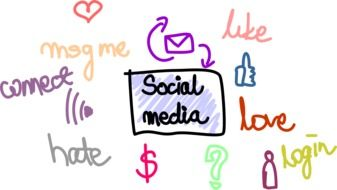 communication in social media