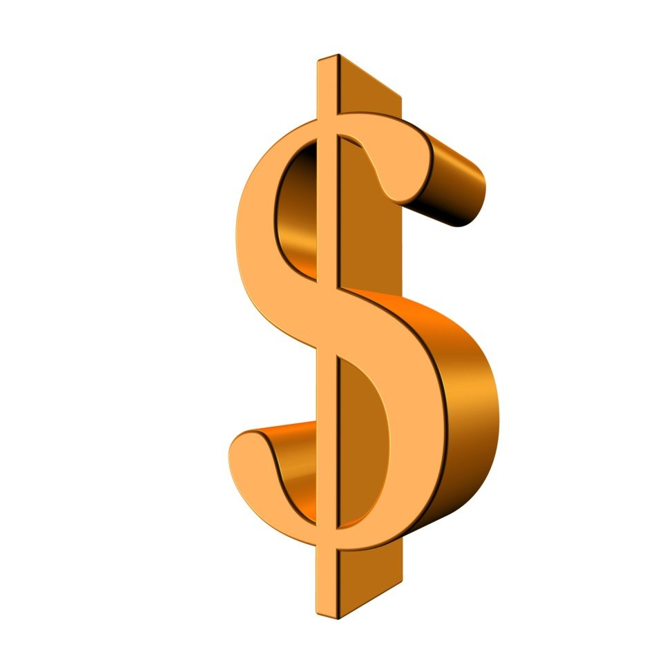 Clipart of dollar sign
