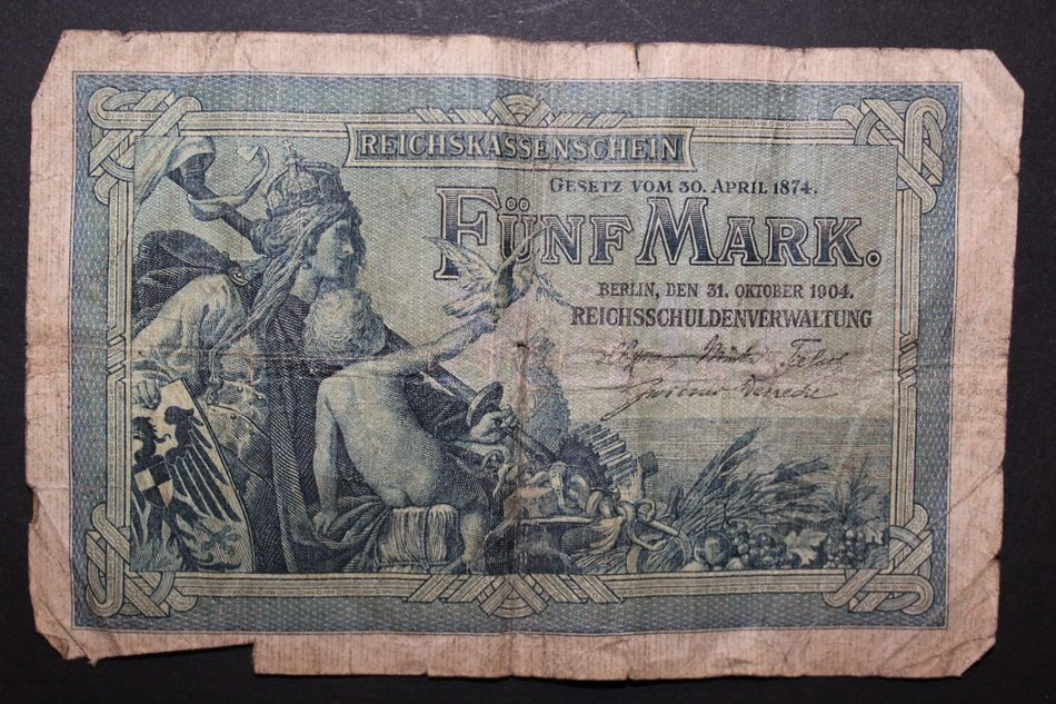 imperial banknote