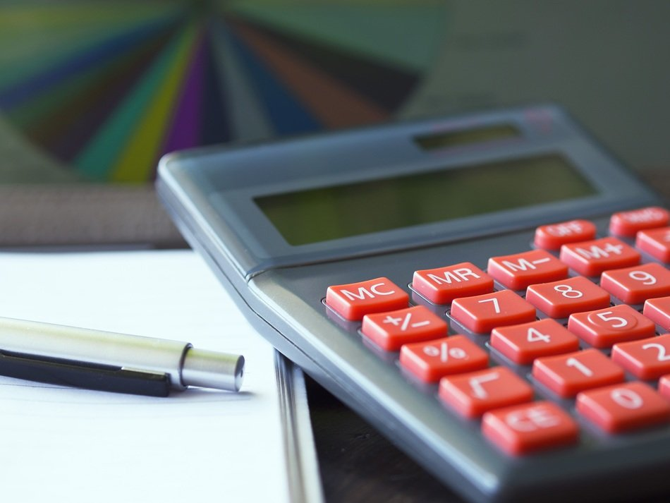calculator calculation of finance