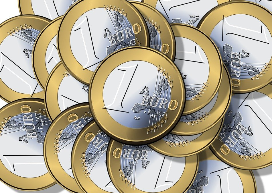 euro coins business investments