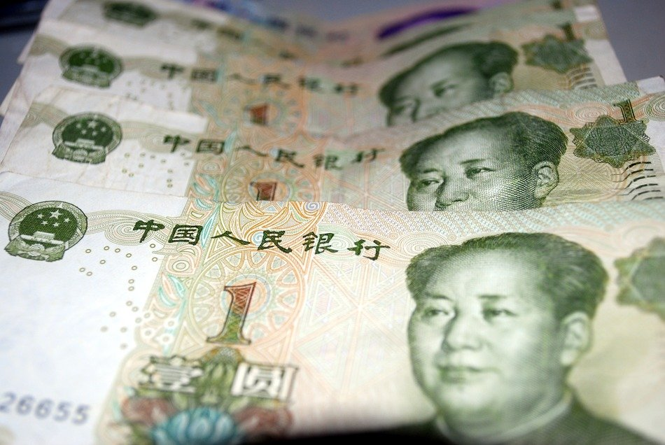 Chinese money called