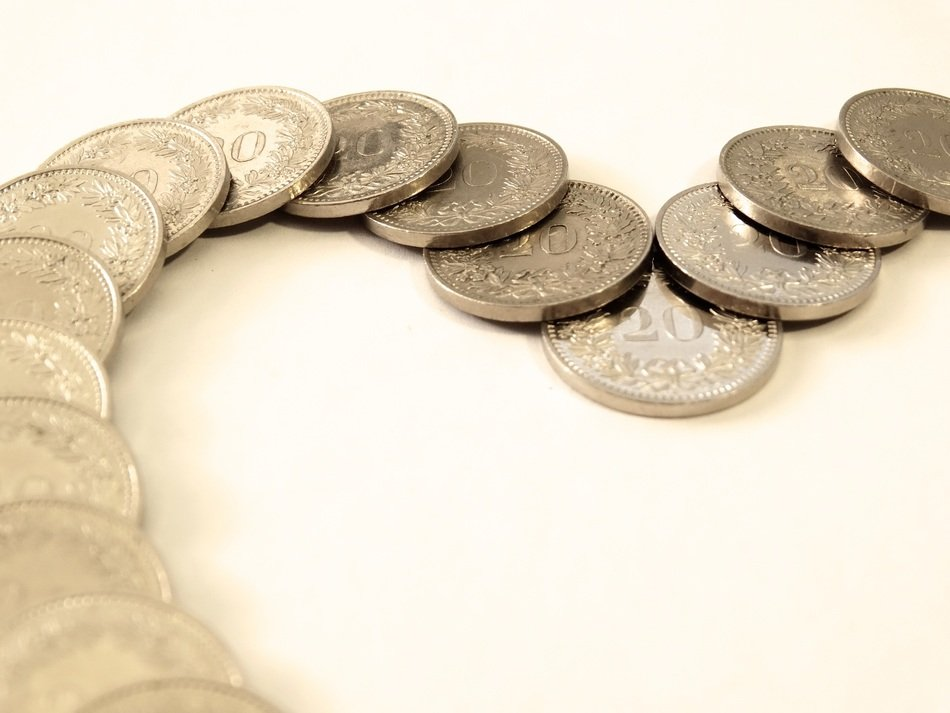 metal coins taxes finance currency