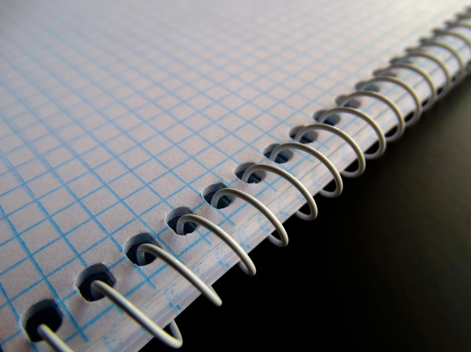 issue spiral square notebook learn
