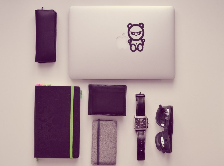 Laptop and accessories