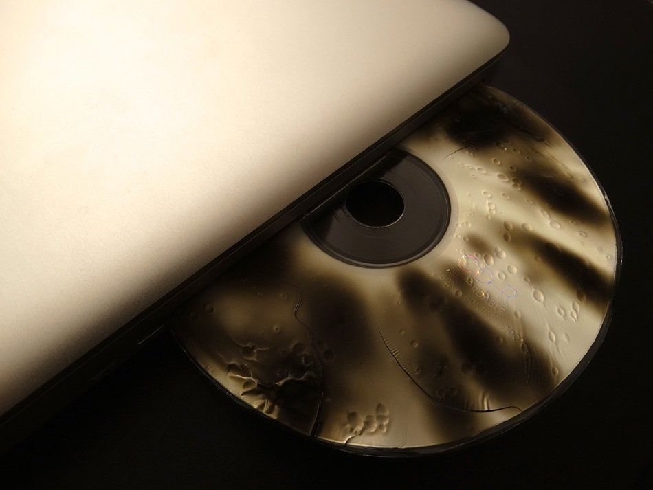 Photo of Brown disk