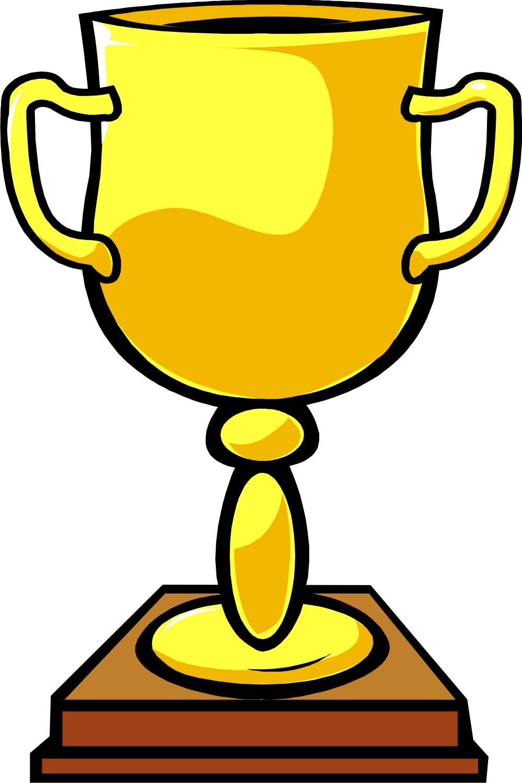 Trophy Clip Art