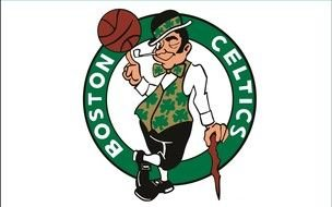 Boston Celtics Logo drawing