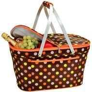 picnic basket as picture for clipart