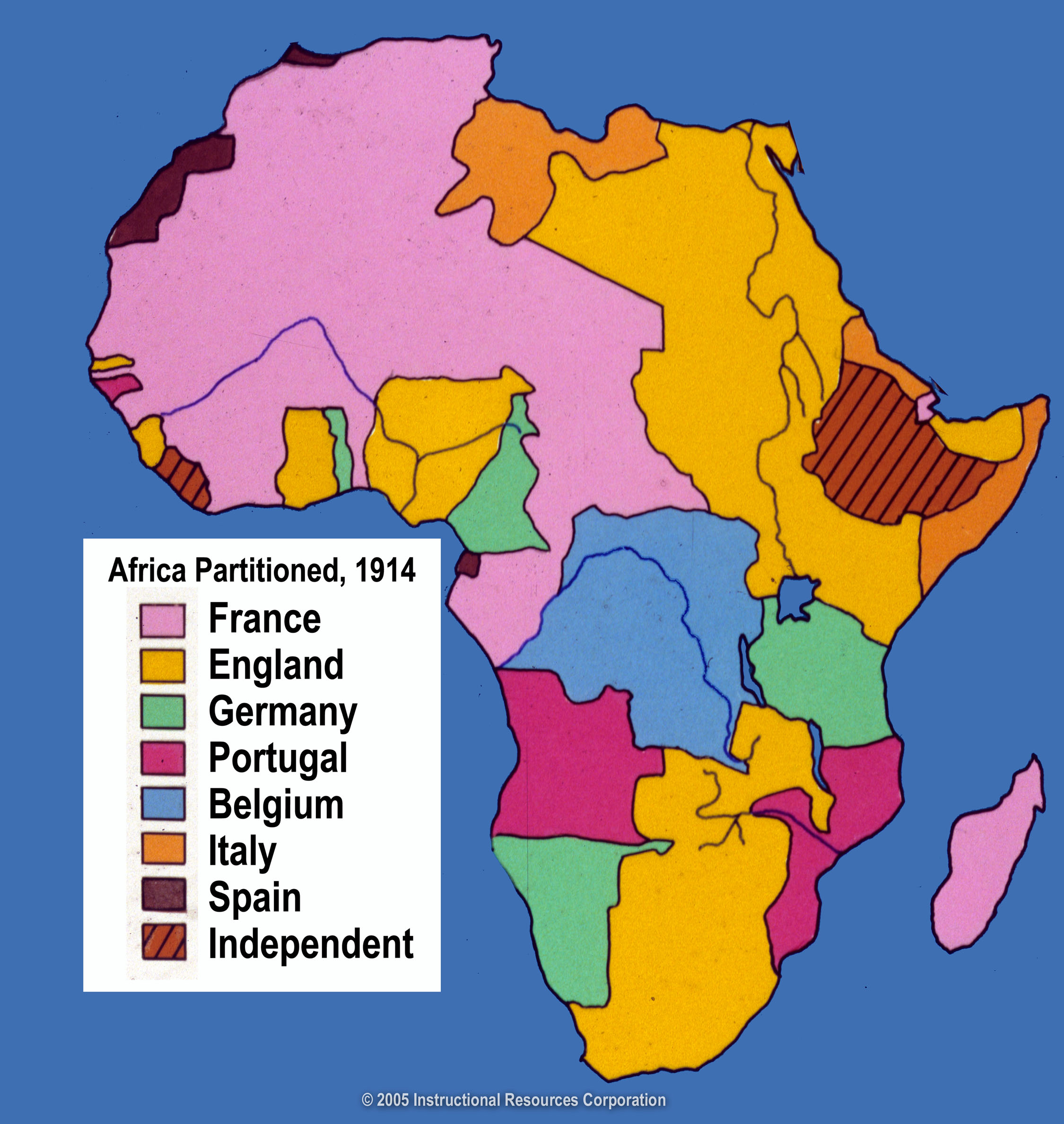 Map Of Africa During Imperialism.European Imperialism Africa Map Free Image