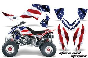 clipart of the Polaris Outlaw 500
