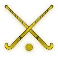 Field Hockey Stick Clip Art N5
