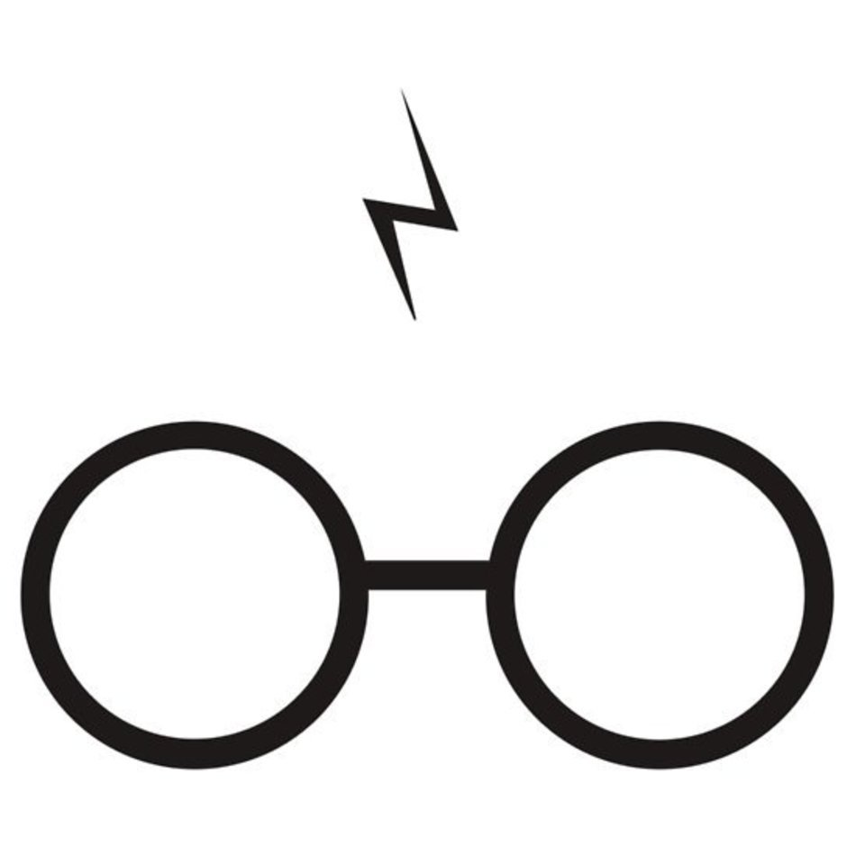 Harry potter lightning. Bolt clip art free