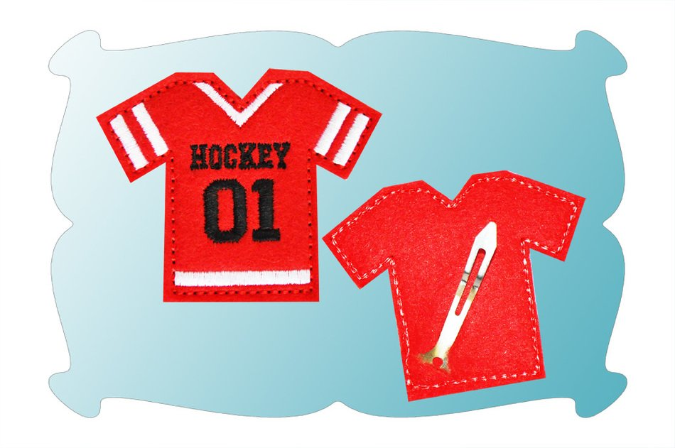 Hockey Jersey Clip Art N3 Free Image
