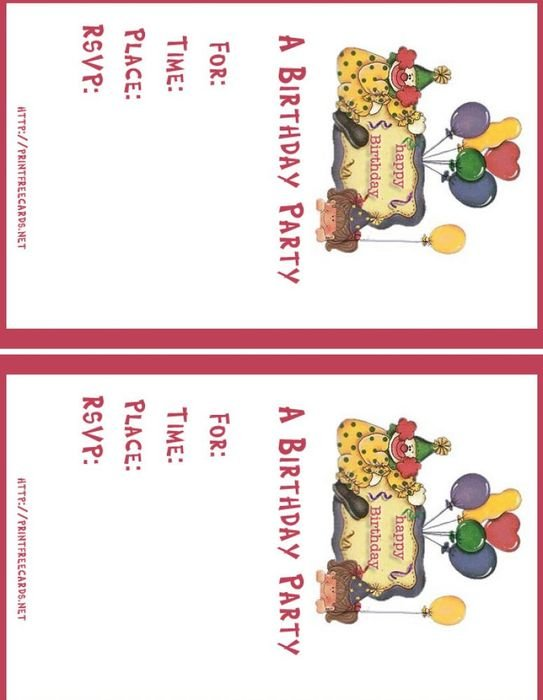 photograph about Printable Birthday Invitations for Boy known as Totally free Printable Birthday Invites Boy free of charge picture