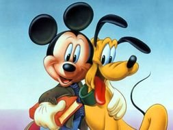 Mickey Mouse Cartoon Characters N3
