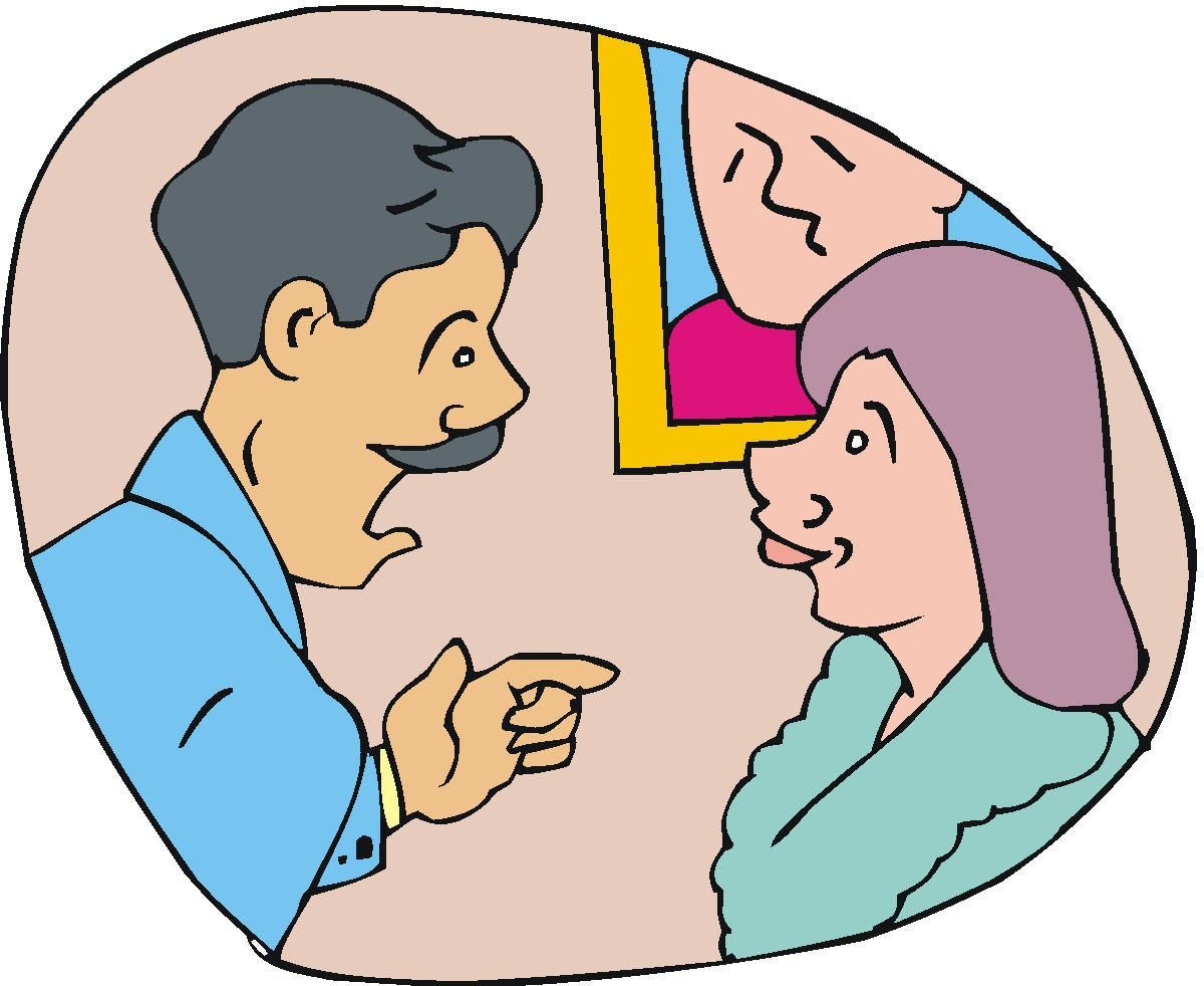 students not listening clip art free image