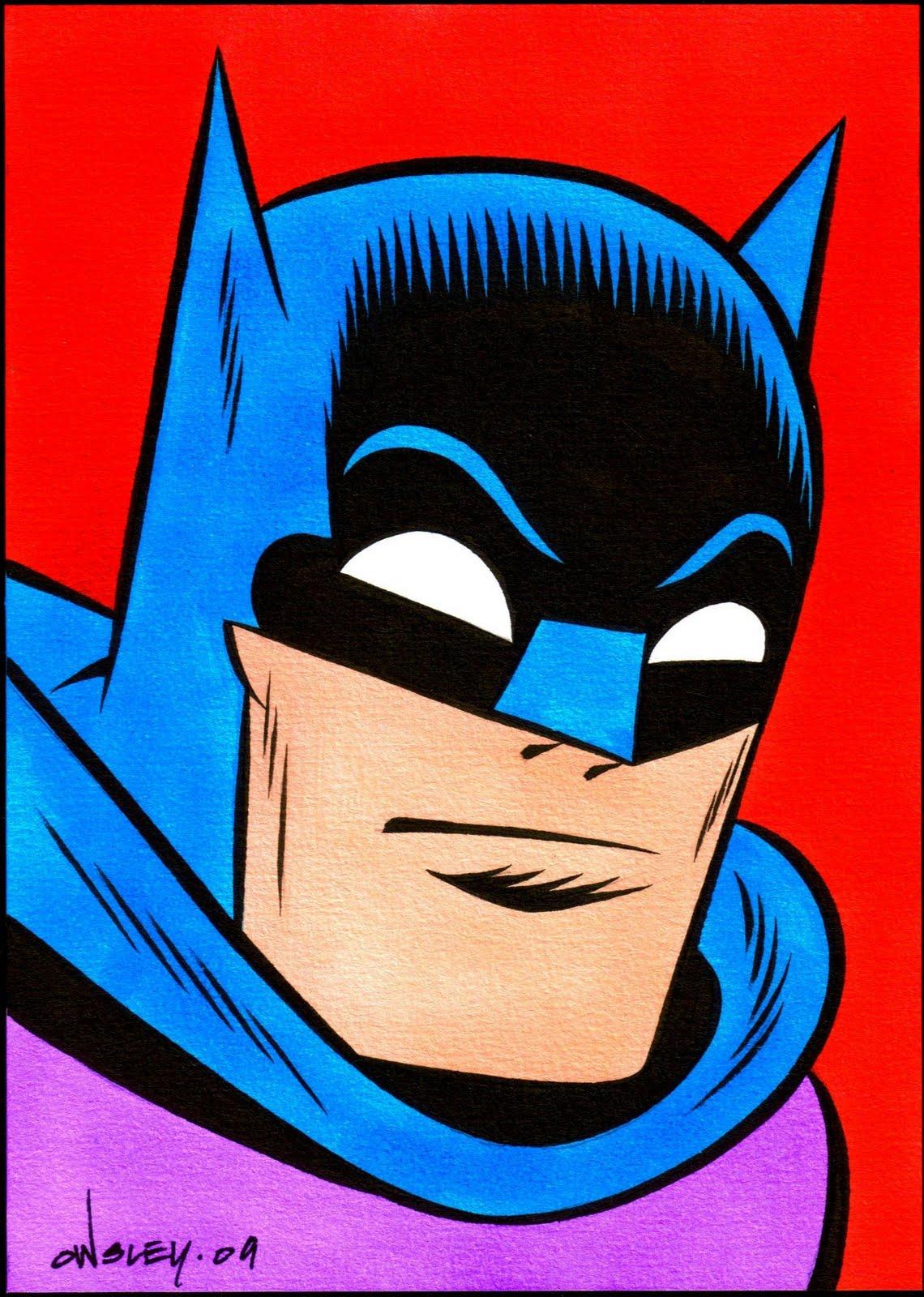 Картинка бэтмена прикольная